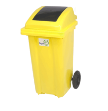 Container 100 Liters with dumper
