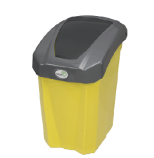 Waste bin 45 Liters with dumper